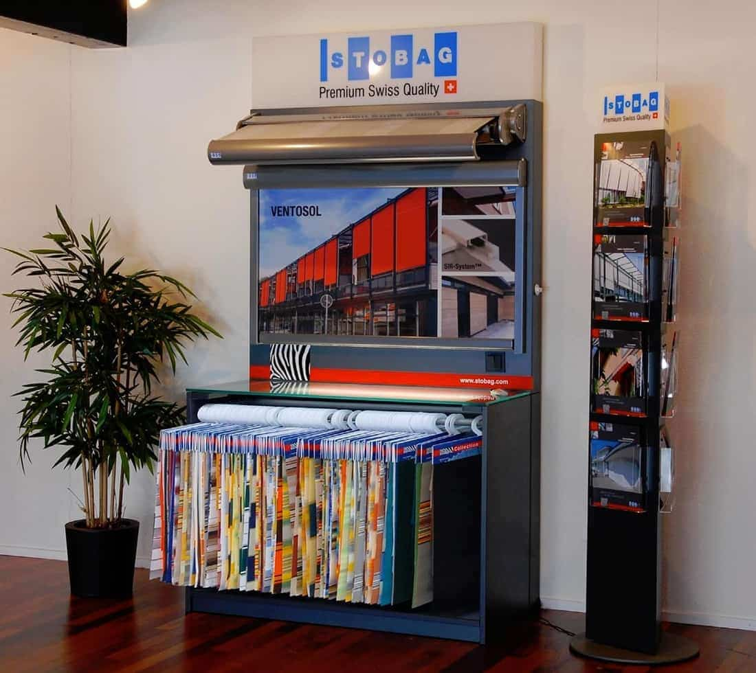 STOBAG – Shopsystem für Markisen
