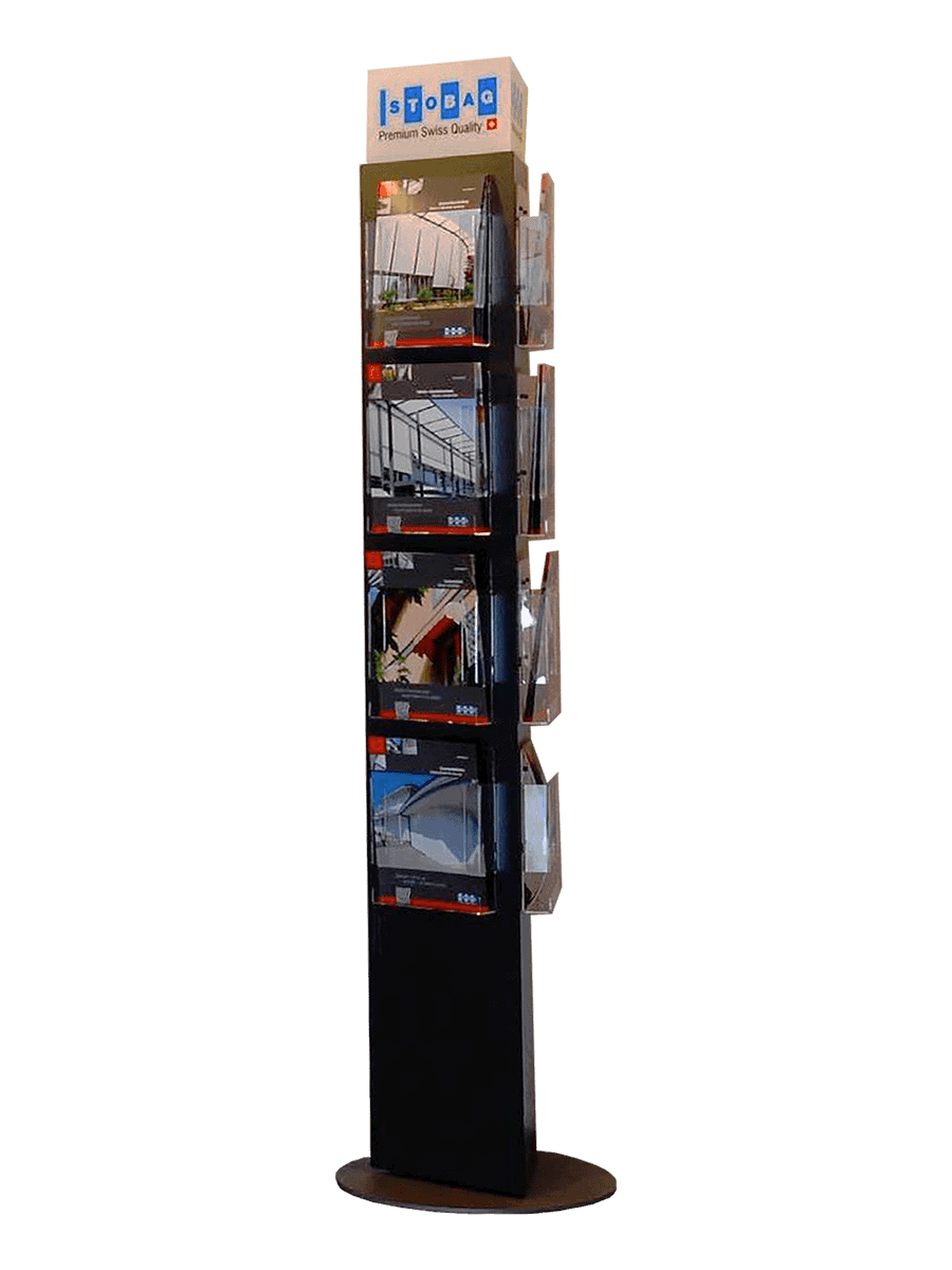 STOBAG – brochure rack