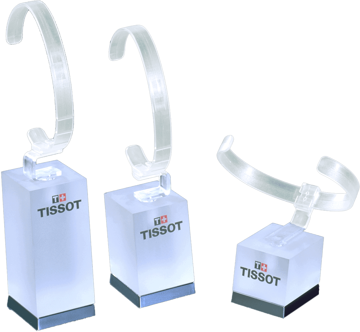 TISSOT watch base for jewelers and watch retailers