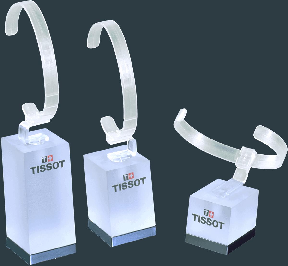 TISSOT Uhrensockel für Juweliere und Uhrenfachhandel