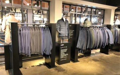 Shop-in-shop system for UBR – Technology and Tailoring