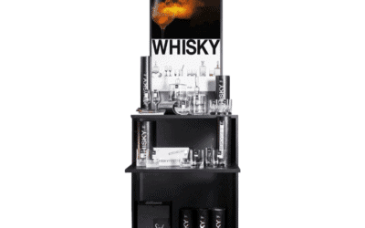 New POS sales display for Eisch Germany