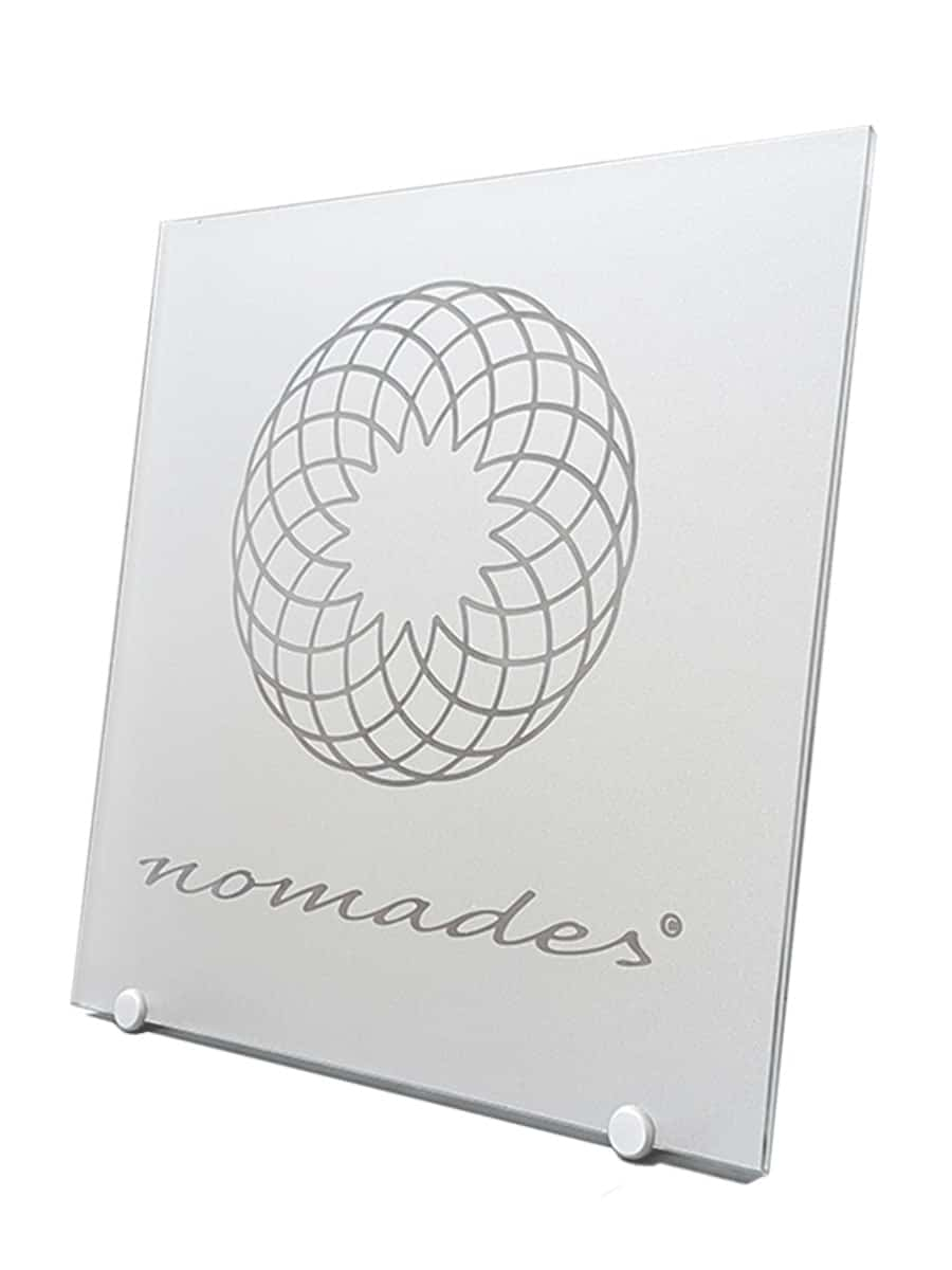 Nomades – Logo display